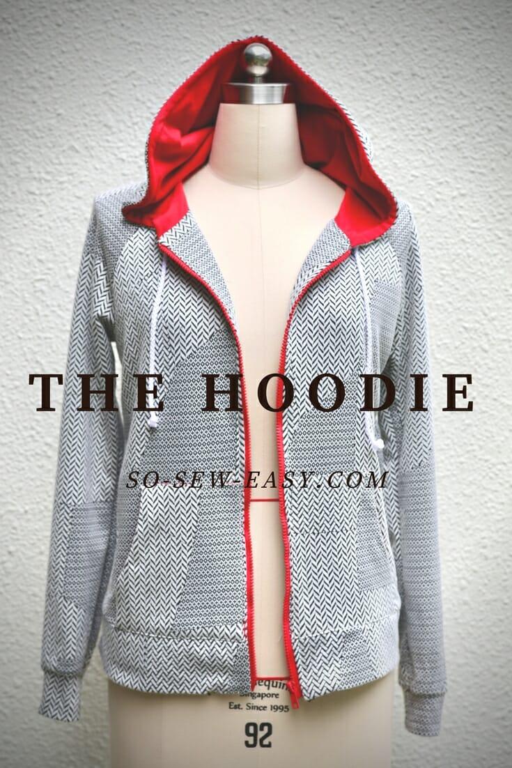 hoodie pattern