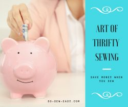 thrifty sewing