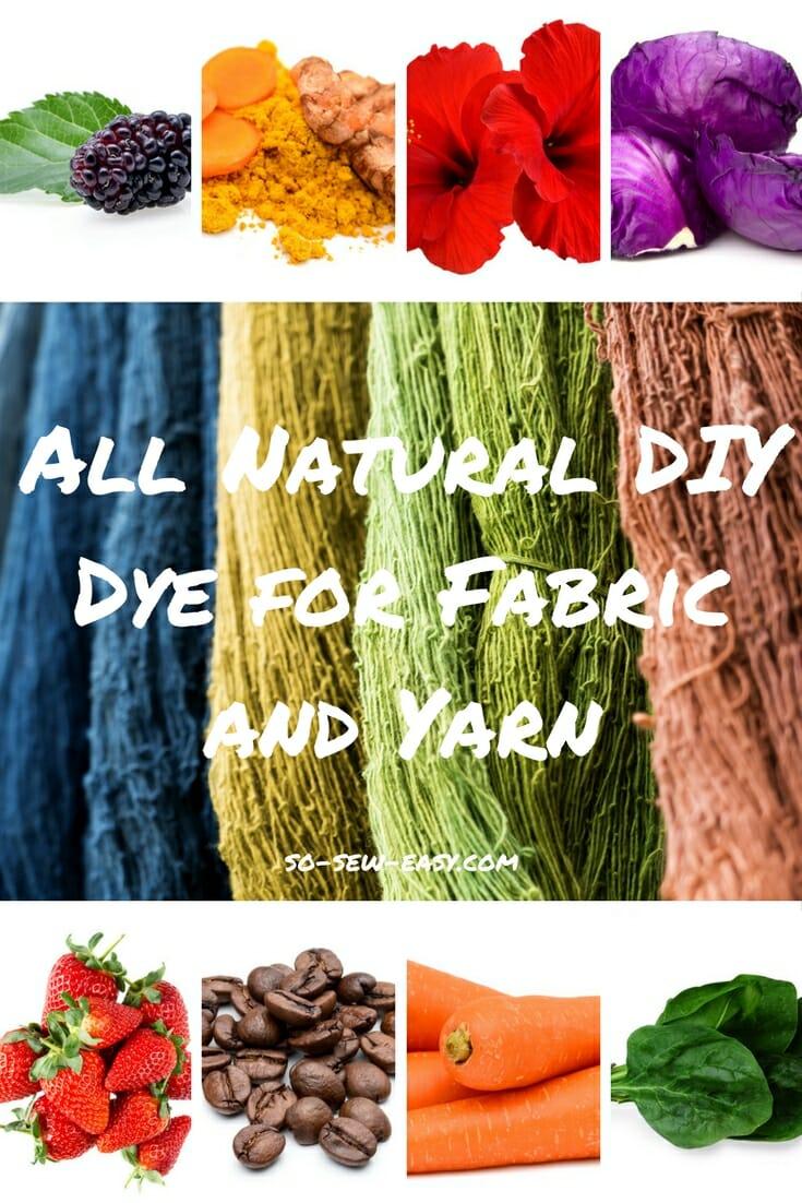 natural diy dye
