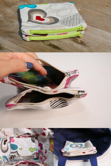 add extra pockets