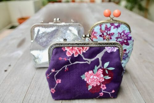 Metal frame purse pattern: How to make and test your own - So Sew Easy