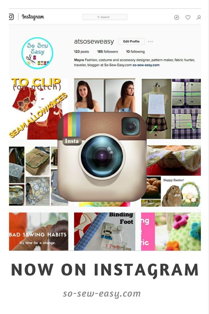 so sew easy instagram