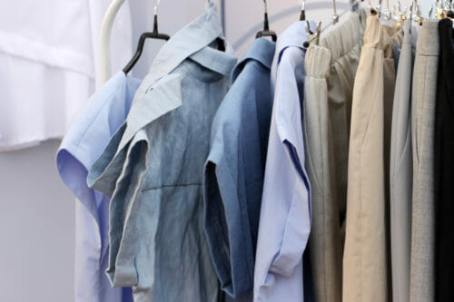 linen fabric care