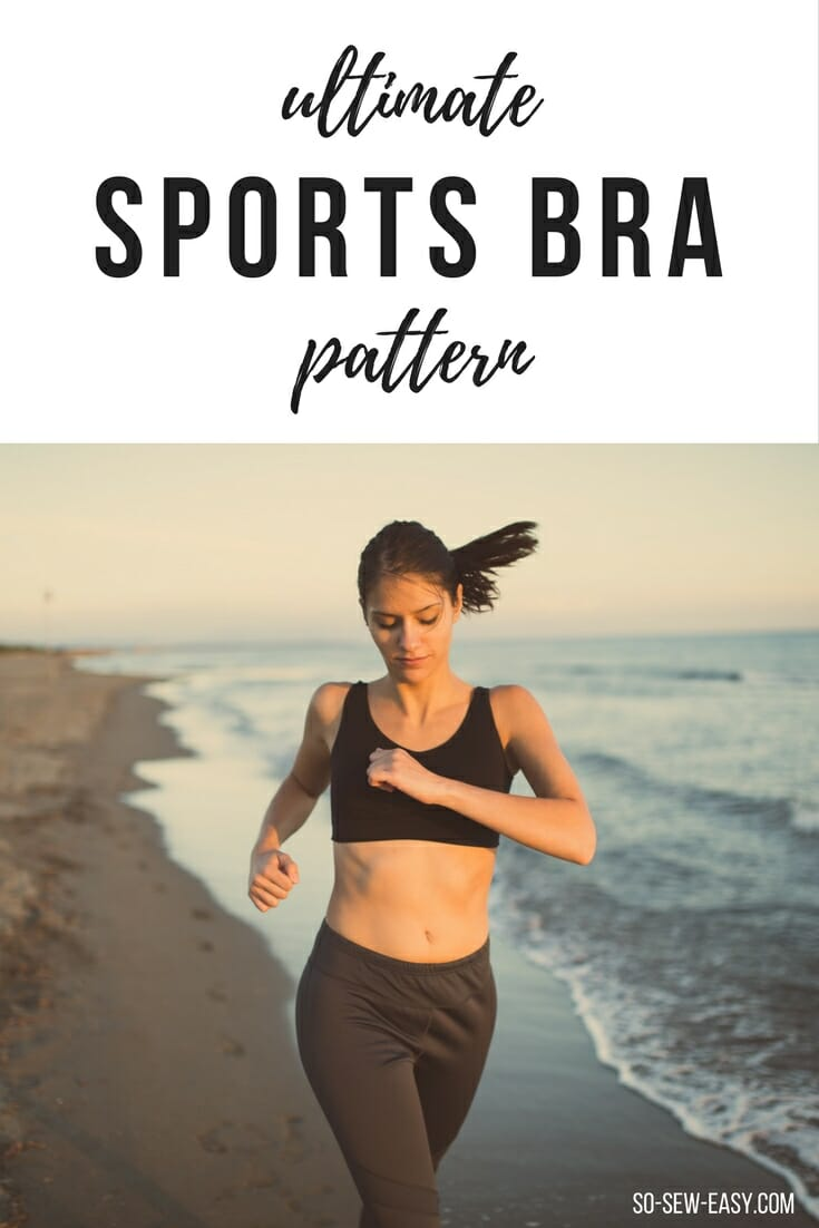 Ultimate Sports Bra Pattern an essential piece in your workout wardrobe