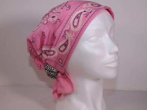 chemo headwear pattern