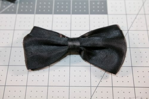 easy bow tie pattern