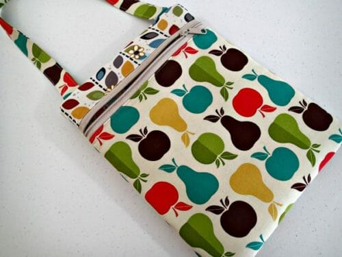 Tablet Tote Bag Pattern