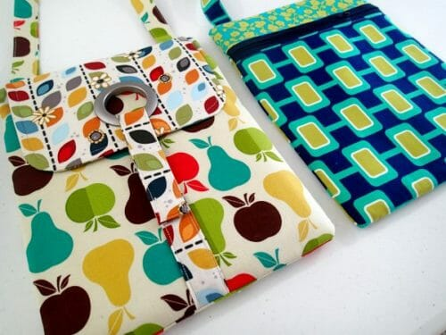 Tablet Tote Bag Pattern