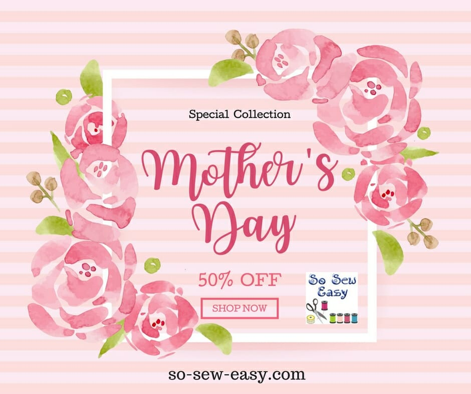 mother's day pattern sale