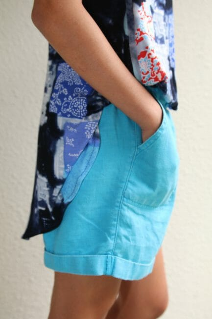 Walking Shorts Pattern Sew Along Part One So Sew Easy