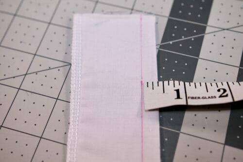 slant pocket