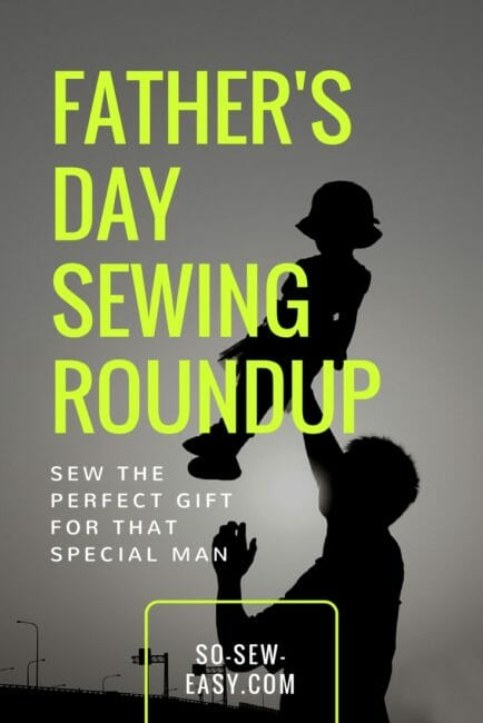 fathers day sewing