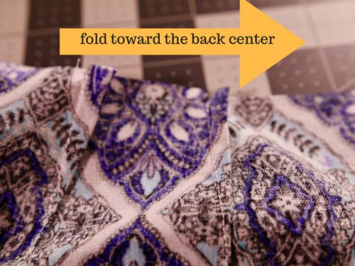 Walking Shorts Pattern & Sew Along – Part One