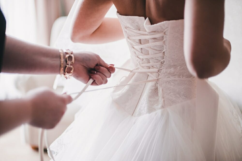 sewing your own wedding dress - So Sew Easy