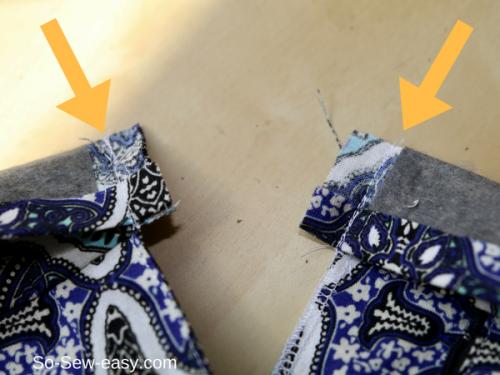 sew a waistband