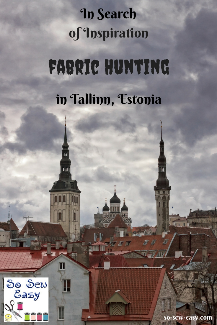 fabric hunting