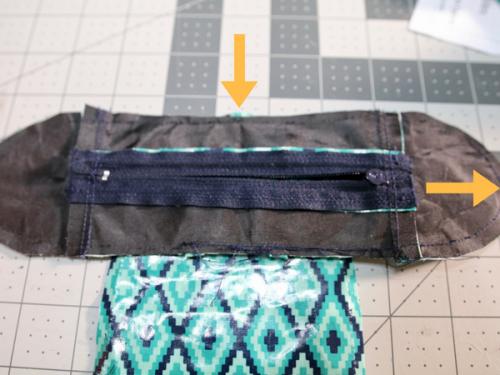 mini backpack pattern