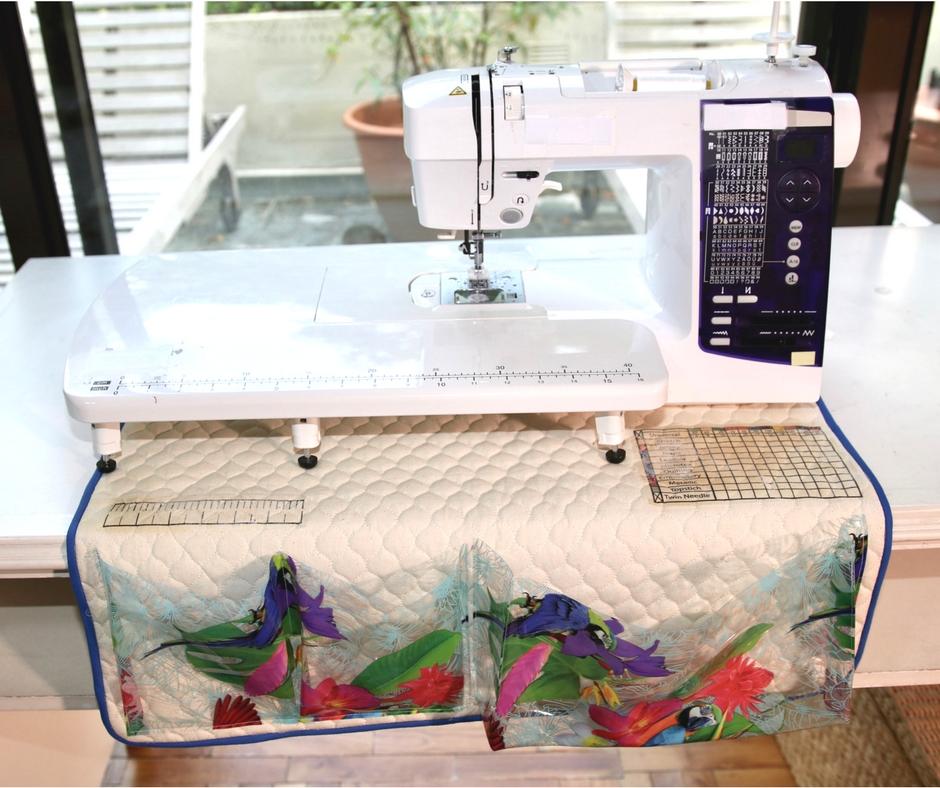 sewing mat organizer