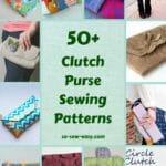 Clutch Purse Sewing Patterns