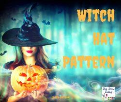Witch Hat Pattern