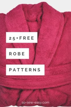 robe patterns