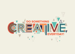 develop your creativity