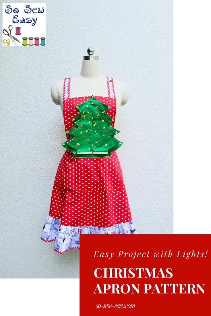 Easy Apron Pattern Simple Ideas