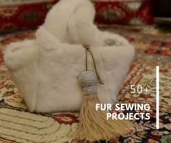 fur sewing projects