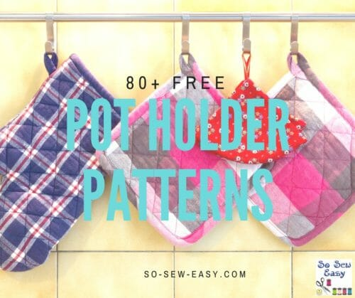 pot holder patterns
