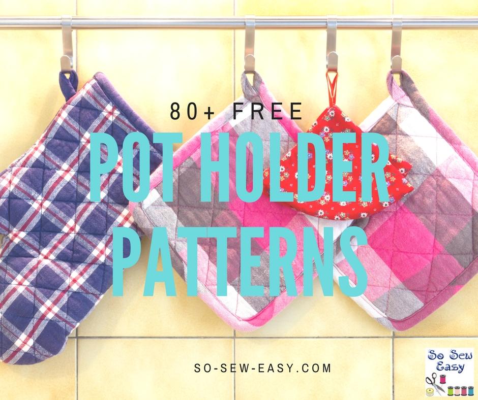 pot holder patterns