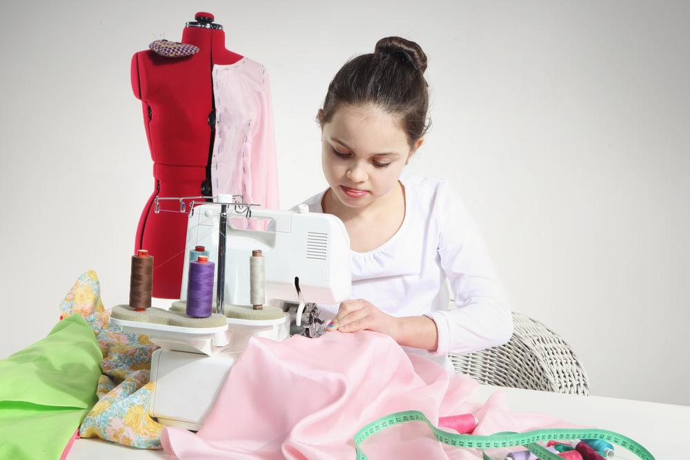 Teach Kids How To Sew