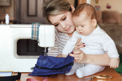 Teach Kids How To Sew