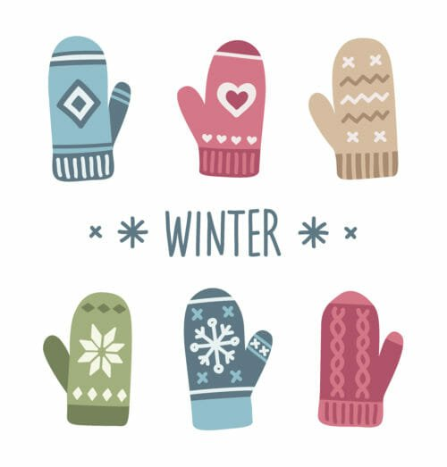 mittens patterns