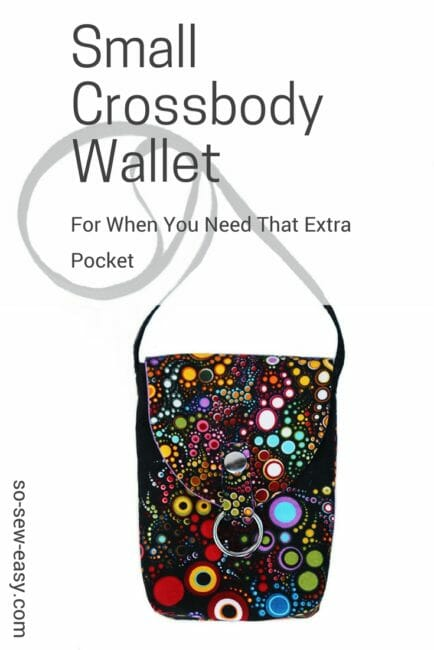 Small Crossbody Wallet – When You Need An Extra Pocket