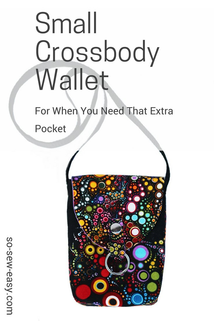small crossbody wallet
