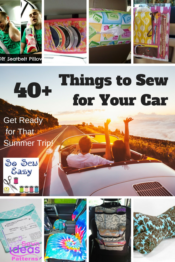 sewing car accessories