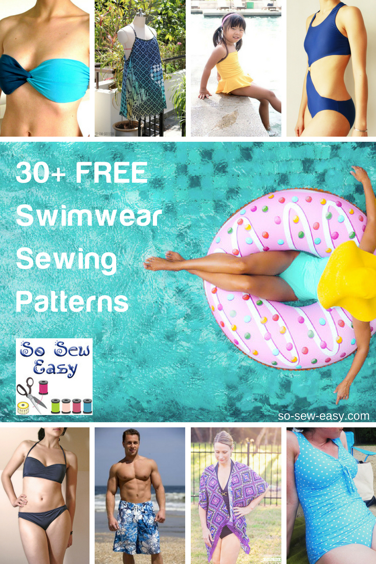 Swimwear Sewing Patterns
