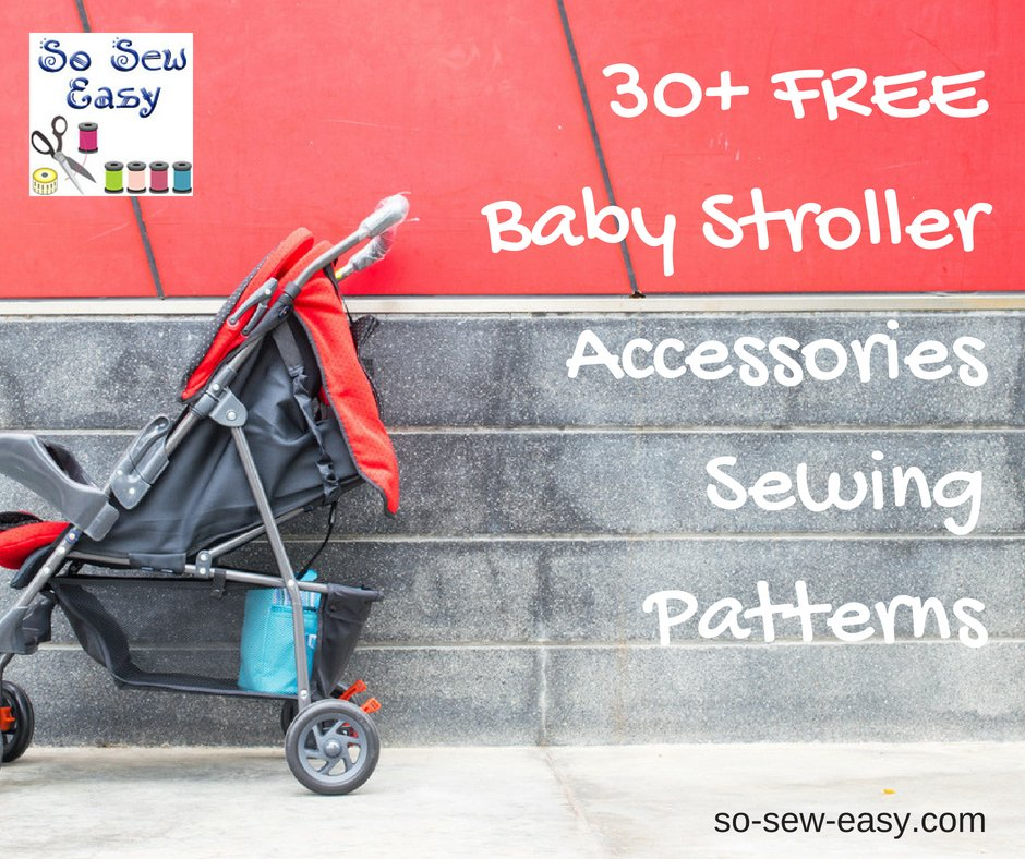 stroller accessories patterns