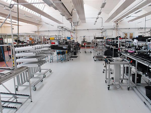 Bernina Sewing Machine Factory Tour