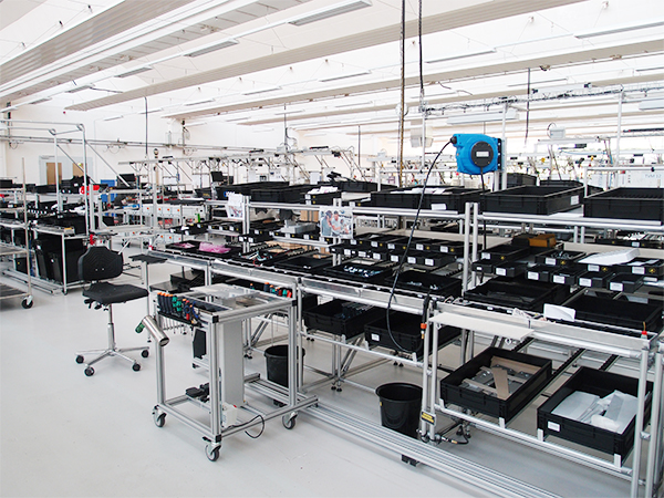 Bernina Sewing Machine Factory Tour