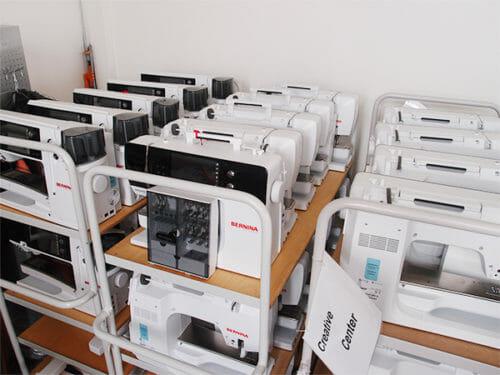My Bernina Sewing Machine Factory Tour In Switzerland - So