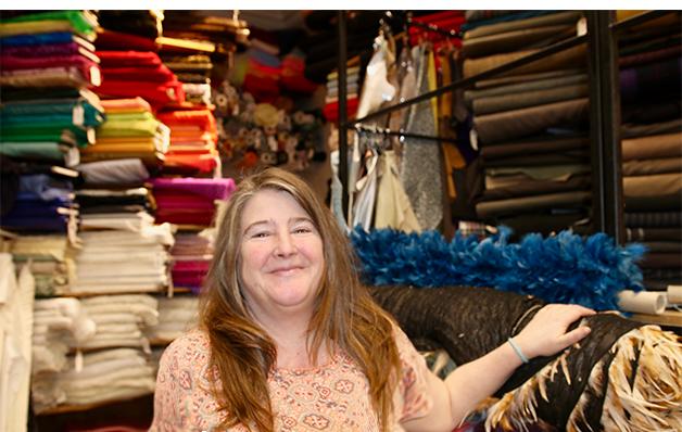 London's best fabric shops