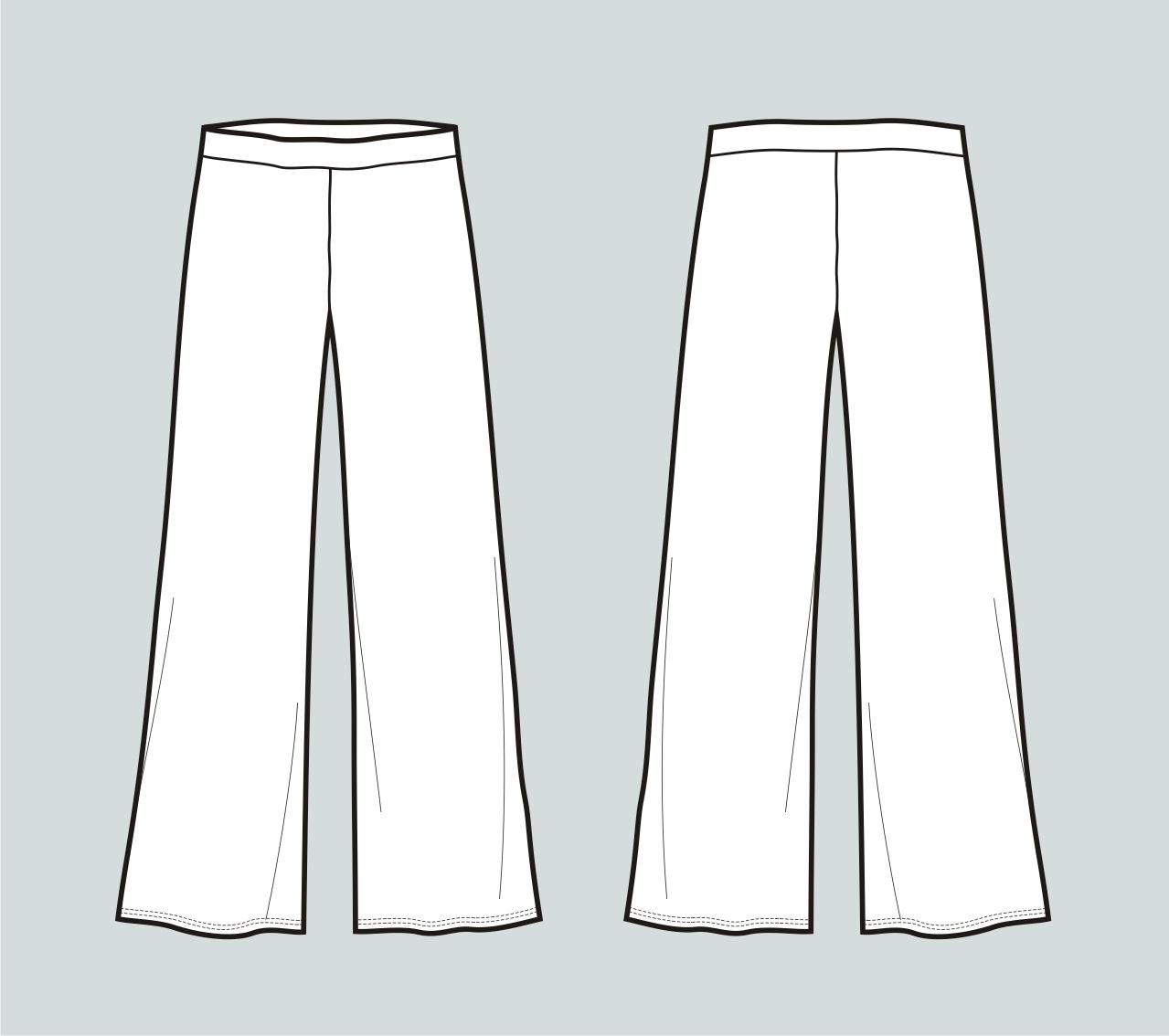 palazzo pants