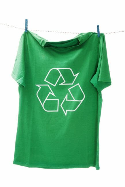 recycle old t-shirts