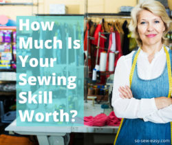 sewing for money