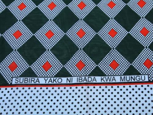 Tanzanian Fabrics