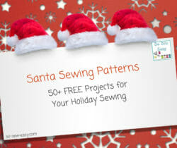Santa Sewing Patterns