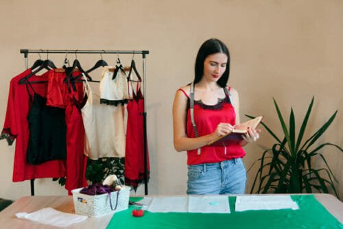 Best Fabrics for Lingerie Sewing