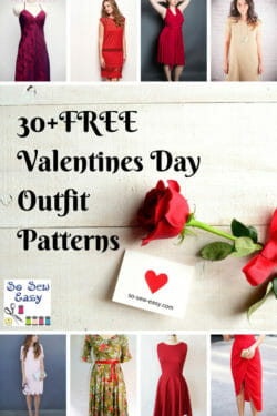 valentines day outfit patterns