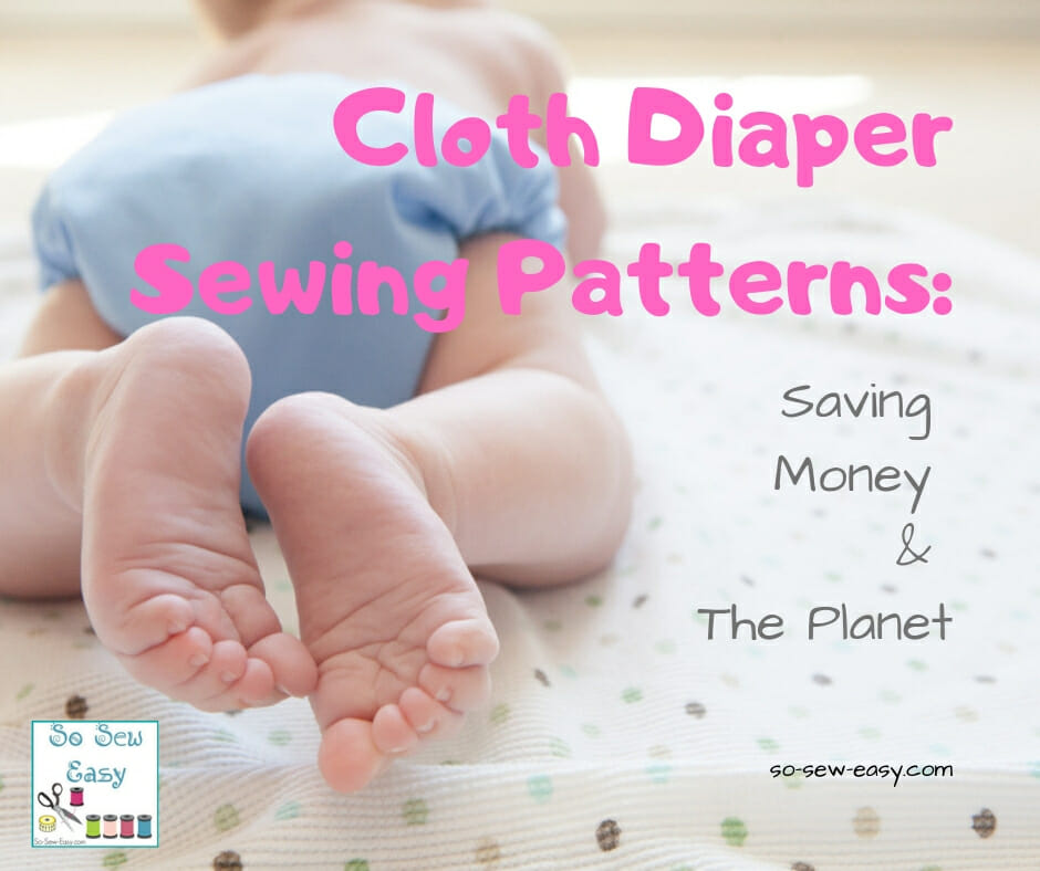 Cloth Diaper Sewing Patterns